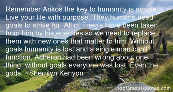 Quotes About Ariko