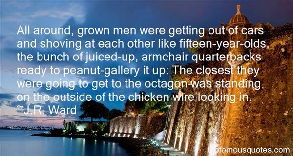 Quotes About Armchair Quarterbacks