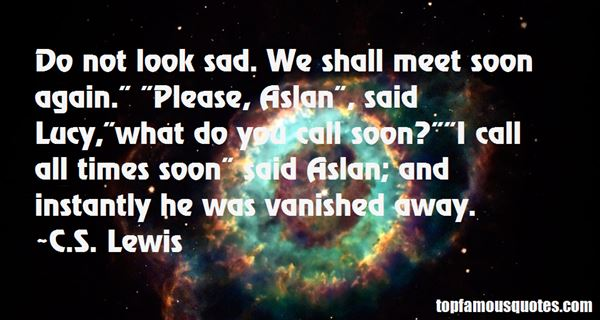 Quotes About Aslan