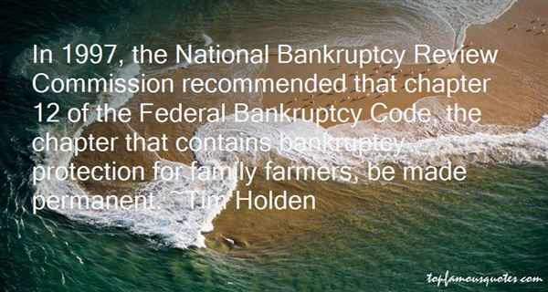 Quotes About Bankruptcy