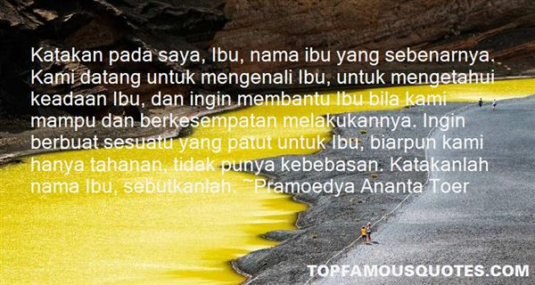 Quotes About Bantu