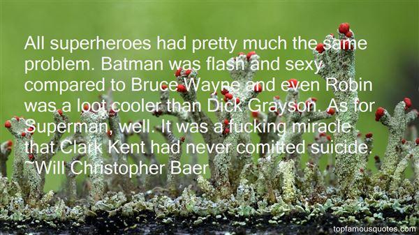 Quotes About Batman Clark