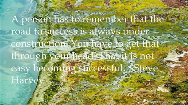Quotes About Becoming Successful