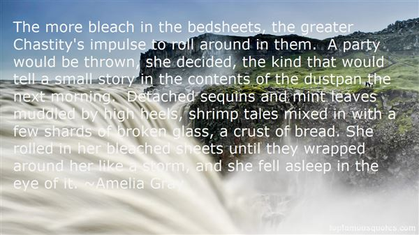 Quotes About Bed Sheets
