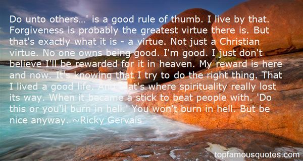 Quotes About Being Rewarded In Life