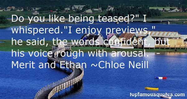 Quotes About Being Teased