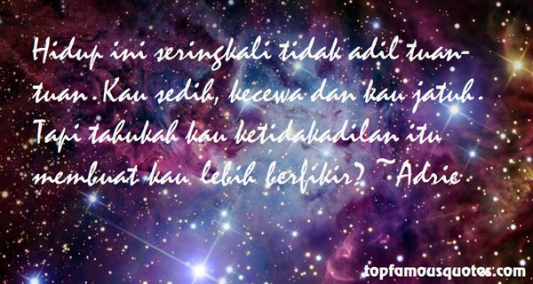 Quotes About Berfikir