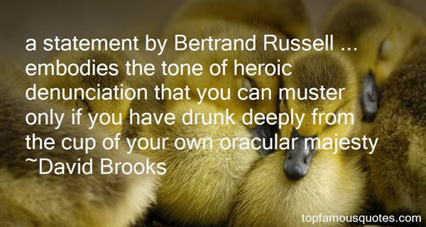 Quotes About Bertrand