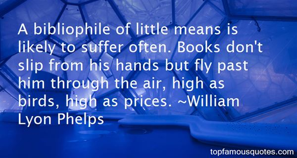 Quotes About Bibliophile