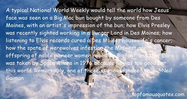 Quotes About Bigfoot