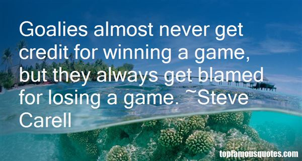 Quotes About Blame Game