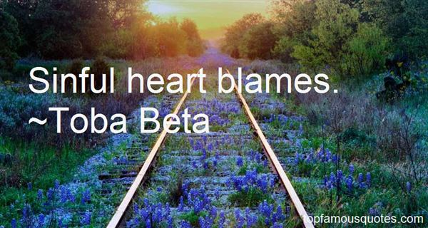 Quotes About Blames