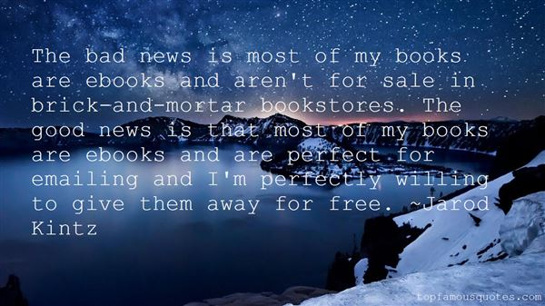 Quotes About Bookstores