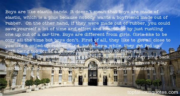 Quotes About Boy Bands
