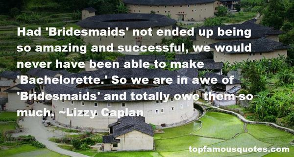 Quotes About Bride And Bridesmaid