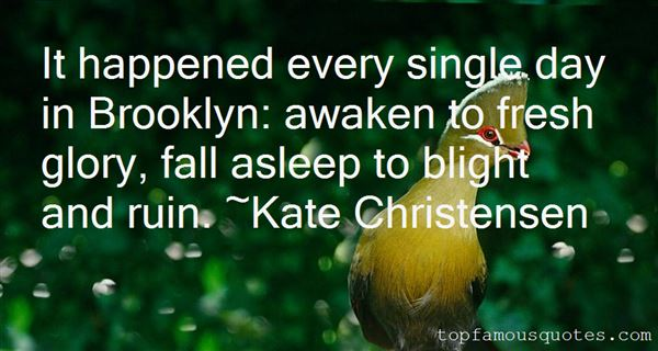 Quotes About Brooklyn