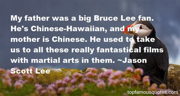 Quotes About Bruce Lee