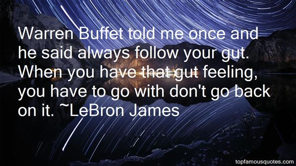 Quotes About Buffet