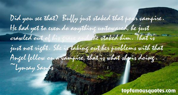 Quotes About Buffy And Angel