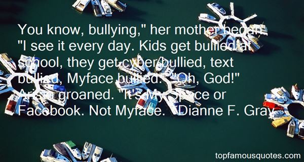 Quotes About Bullying