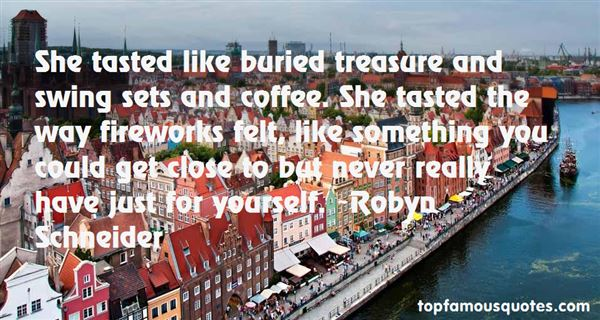 Quotes About Buried Treasure
