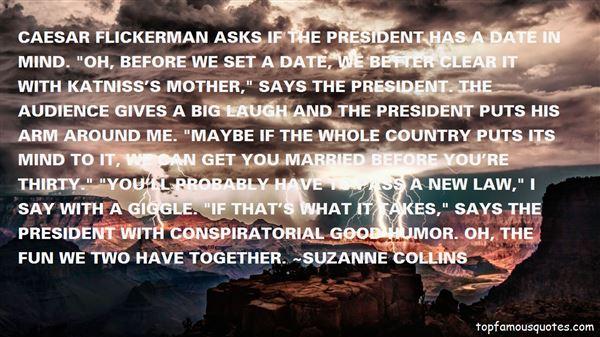 Quotes About Caesar Flickerman
