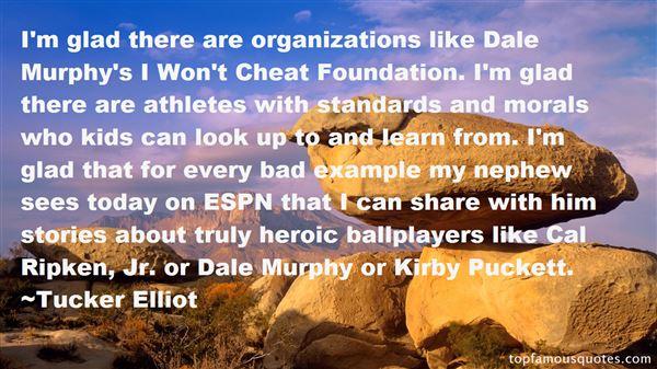 Quotes About Cal Ripken Jr