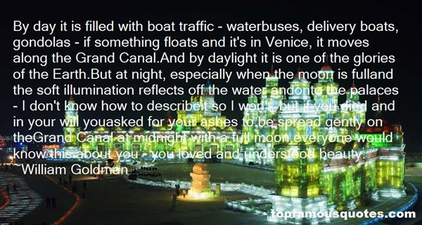 Quotes About Canal
