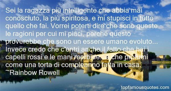 Quotes About Capelli