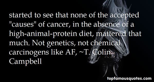 Quotes About Carcinogen