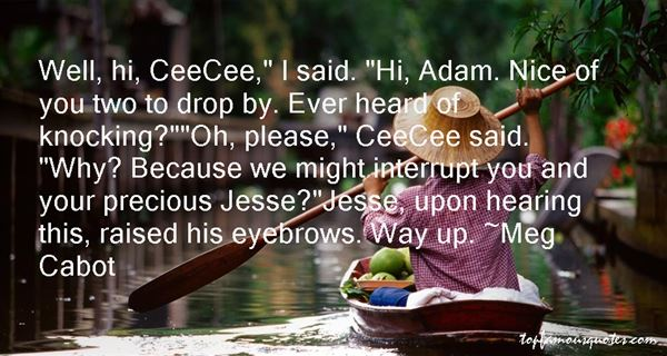 Quotes About Ceecee