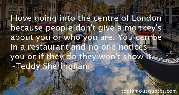 Quotes About Centre