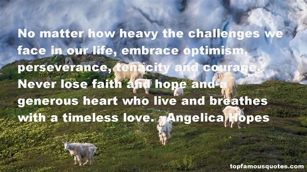 Quotes About Challenges In Life And Love