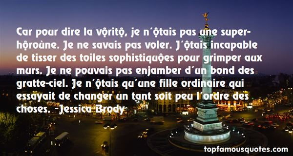 Quotes About Changer