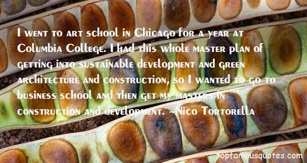 Quotes About Chicago Architecture