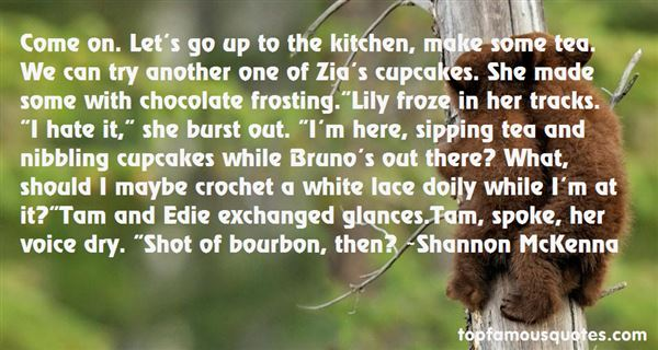 Quotes About Chocolate Cupcakes