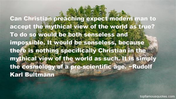 Quotes About Christian Preaching