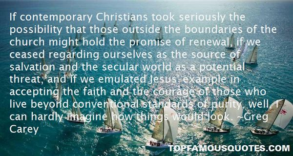 Quotes About Christian Renewal