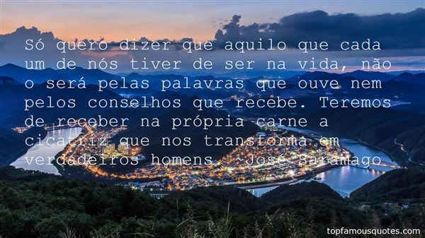 Quotes About Cicatriz