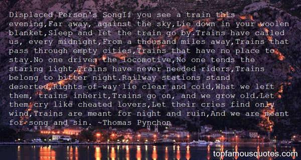 Quotes About Cities At Night