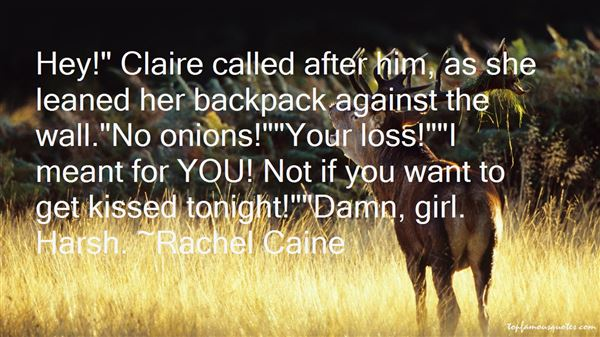 Quotes About Clair