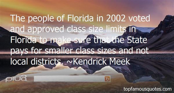 Quotes About Class Sizes