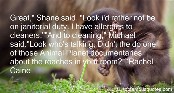 Quotes About Cleaner
