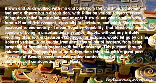 Quotes About Coleridge