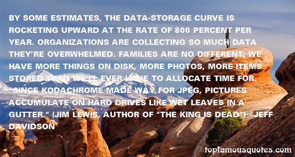 Quotes About Collecting Data