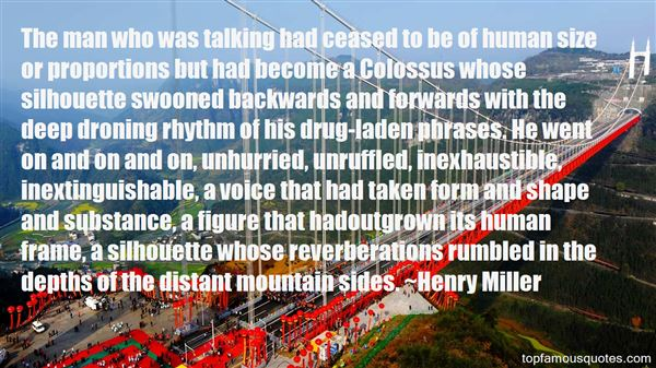 Quotes About Colossus
