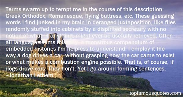 Quotes About Combustion