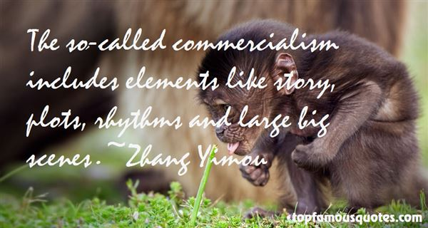 Quotes About Commercialism