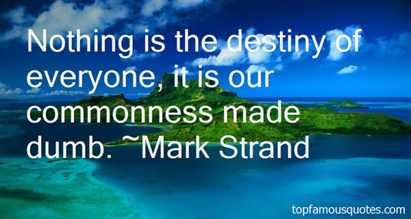 Quotes About Commonness