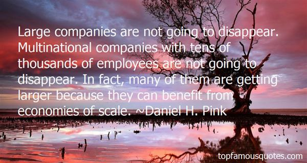 Quotes About Companies And Employees